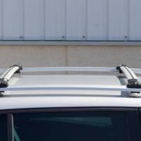 VW Touran 2010 barras de techo de aluminio barras transversales .